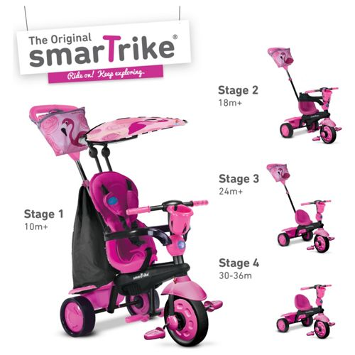 Smart Trike Touch Steering Ride On