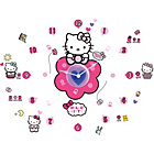more details on Hello Kitty Tick Tock Teller Vinyl Clock.