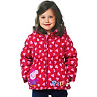 more details on Peppa Pig Girls' Pink Padded Jacket - 2-3 Years.