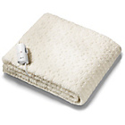 more details on Monogram Komfort Fitted Heated Blanket - Double.