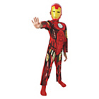 more details on Iron Man 3 Dress Up Outfit - 5-6 Years.
