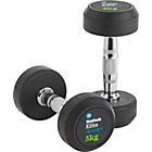 more details on Men's Health Fixed Weight Dumbbell - 2 x 5kg.