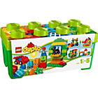 more details on LEGO® DUPLO® All-in-One-Box-of-Fun 10572.