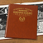 more details on Signature Gifts Scotland Intl Football Newspaper Book.