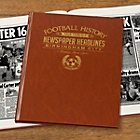 more details on Signature Gifts Birmingham FC Brown Newspaper Book.