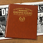 more details on Signature Gifts Blackburn FC Brown Newspaper Book.