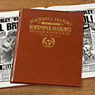 more details on Signature Gifts Brighton FC Brown Newspaper Book.