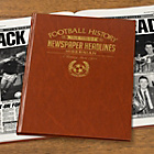 more details on Signature Gifts Hibernian FC Brown Newspaper Book.
