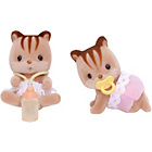 more details on Sylvanian Families Walnut Squirrel Twins.