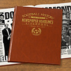 more details on Signature Gifts Liverpool FC Brown Newspaper Book.