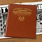 more details on Signature Gifts Newcastle FC Brown Newspaper Book.