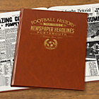 more details on Signature Gifts Portsmouth FC Brown Newspaper Book.