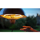 more details on La Hacienda Ceiling Mounted Halogen Patio Heater.