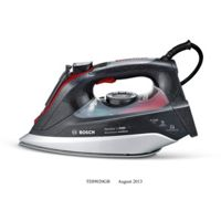 Bosch TDI9020GB 3120W Steam Generator Iron (Grey & Red)
