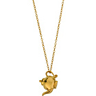 more details on 9ct Gold Plated Sterling Silver Teapot Pendant.
