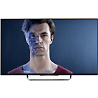 more details on Sony KDL50W829BBU 50 In Full HD Freeview HD 3D Smart LED TV.