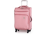 more details on IT Luggage Megalite Medium 4 Wheel Suitcase - Pink.