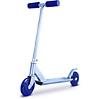 more details on Zinc Style-a-Ride Non-Folding Blue In-Line Scooter.