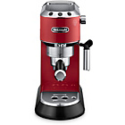 more details on De'Longhi Dedica Espresso Machine - Red.