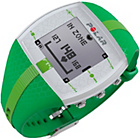 more details on Polar FT4F Heart Rate Monitor Fitness Watch - Green.