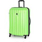 more details on IT Luggage Large 4 Wheel Expander Trolley Case - Lime.