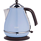 more details on De'Longhi Icona Vintage Kettle - Blue.