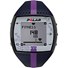 more details on Polar FT7F Heart Rate Monitor Fitness Watch - Navy and Lilac