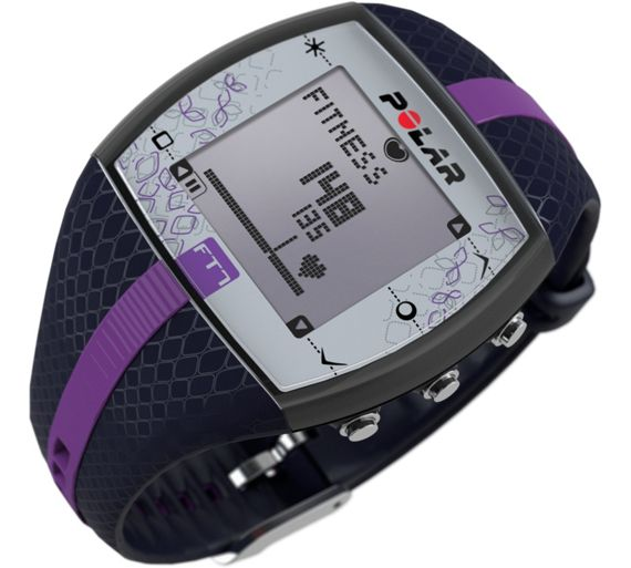 Buy Polar Ft7f Heart Rate Monitor Fitness Watch Navy And