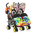 more details on Cosatto Supa Dupa Pixelate 4 Wheeler Pushchair.