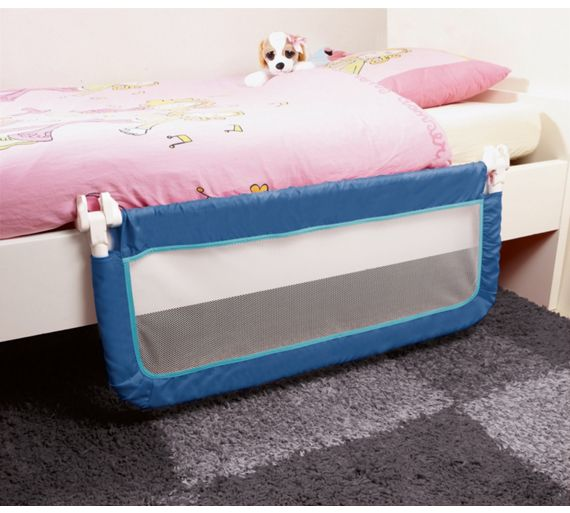 Buy Safety 1st Portable Baby Bedrail Compact Fold Blue