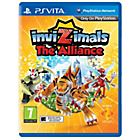 more details on Invizimals: The Alliance PS Vita Game.