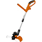 more details on Worx 550w WG118E Corded Grass Trimmer.