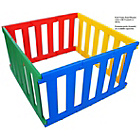 more details on Tikk Tokk Nanny Panel 12 piece Playpen.