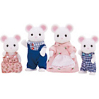 more details on Sylvanian Families White Mouse Family.