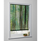 more details on 4ft Trees Photograph Roller Blind - Green.