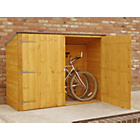 more details on Homewood Bike Store 6 x 2ft.