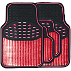 more details on Streetwize Heavy Duty Car Mat Set - Red.