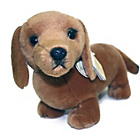 more details on Aurora World Miyoni Daschund Plush Dog.
