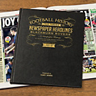more details on Signature Gifts Blackburn FC Black Leather Newspaper Book.