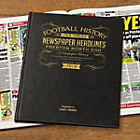 more details on Signature Gifts Preston FC Black Leather Newspaper Book.