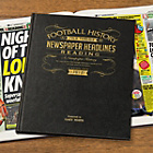 more details on Signature Gifts Reading FC Black Leather Newspaper Book.