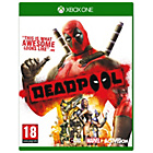 more details on Deadpool Xbox One Game.