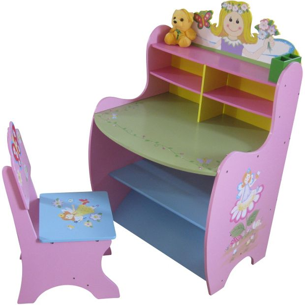 Buy liberty house toys fairy art desk at your online shop for children 39 s office Buy home furniture online uk