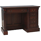 more details on La Roque Single Pedestal Antique Look Desk.
