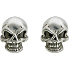 more details on Men's Skull Stud Earring.