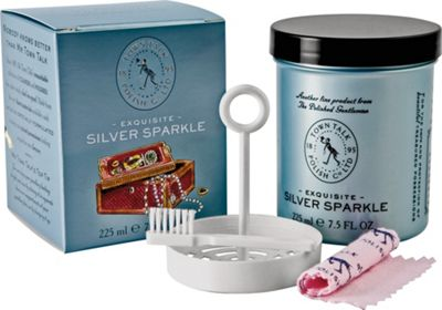 Silver Sparkle Jewellery Cleaning Solution