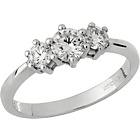 more details on Made For You 18ct White Gold 0.75ct Diamond Ring