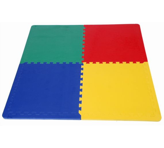 Buy Tikk Tokk Safety Play Mat At Argos.co.uk