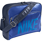 more details on Nike Heritage Track Messenger Bag - Blue.