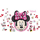more details on ReadyRoom Minnie Mouse Clap and Glow Wall Stickers.